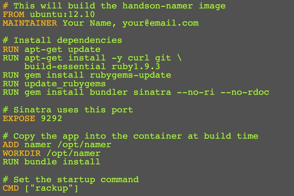 Docker overview | Wenwei's tech Blog