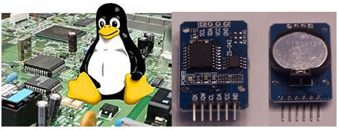 RTC support in embedded Linux box | Wenwei's tech Blog